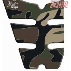 Tankpad camouflage 2 féle méretben