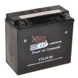Landport YTX20-BS zárt akkumulátor
