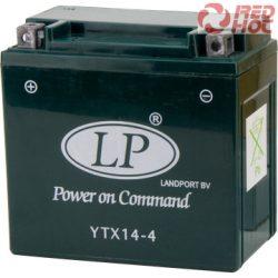 Landport SLA 12-12 zárt akkumulátor