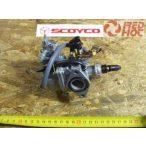 Karburátor 50cc-70cc kínai 4T + benzincsappal