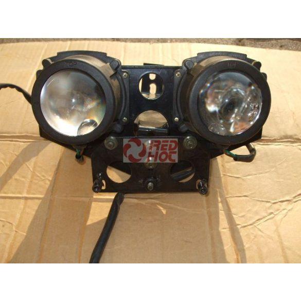 Első lámpa dupla robogóhoz Sukida Commander (SDL) RH