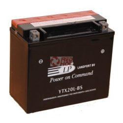 Landport YTX20L-BS zárt akkumulátor