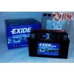 Exide YTX7A-BS zárt akkumulátor