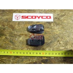 Csizma csat műanyag Rhino Eco Cross csizmához BF2015