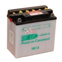 Landport YB7-A Akkumulátor 12V
