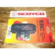 EBC SFA 256 Scooter kevlár fékbetét