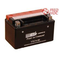 Landport YTX7A-BS zárt akkumulátor