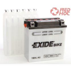 Exide YB9L-A2 Akkumulátor 12V