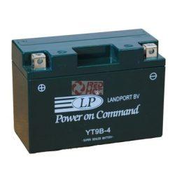 Landport YT9B-4 zárt akkumulátor