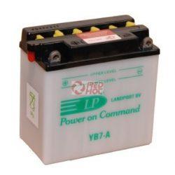 Landport YB7C-A Akkumulátor 12V