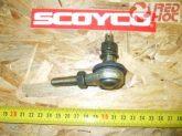 Kormányösszekötő gömbfej bal menetes Typ1