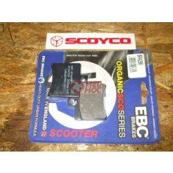 EBC SFA 298 Scooter kevlár fékbetét