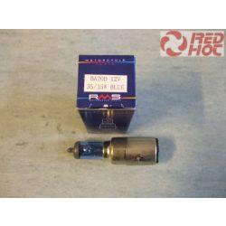 Izzó 12V 35/35W Halogén Blue BA20D RMS ( fényszóró izzó )
