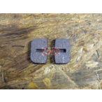 PocketBike fékbetét 27×18 mm