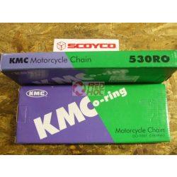 KMC O-ringes 530-as lánc 120 szemes