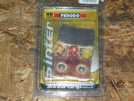 Ferodo FDB2111 ( EBC FA 254 ) Sinter Grip off road