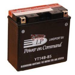 Landport YTX14L-BS zárt akkumulátor