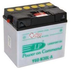 Landport Y60-N30L-A Akkumulátor 12V