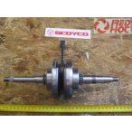 Főtengely komplett 125-150cc GY6 4T RH