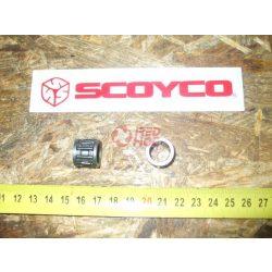 Tűgörgő 10mm belső átmérő 14mm külső átmérő