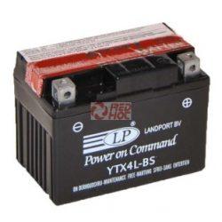 Landport YTX4L-BS zárt akkumulátor