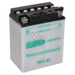 Landport YB14-A2 Akkumulátor 12V