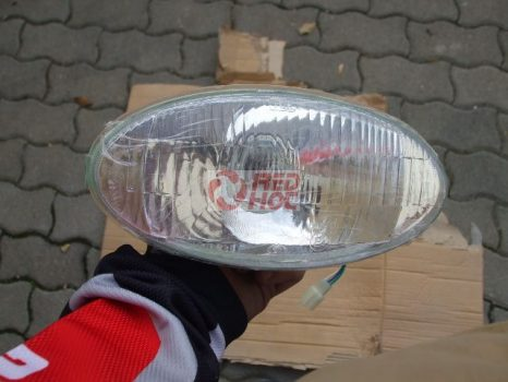 Első lámpa robogóhoz Typ1 RH