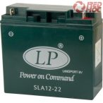 Landport SLA 12-18 zárt akkumulátor