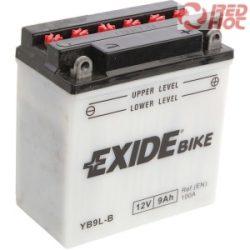 Exide YB9L-B Akkumulátor 12V