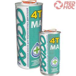 Xado 10W-40 szintetikus motorolaj 4T 1L Fémkerámia képző kompozitot tartalmaz !