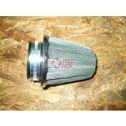Sportlégszűrő fém 42 mm univerzális Typ2