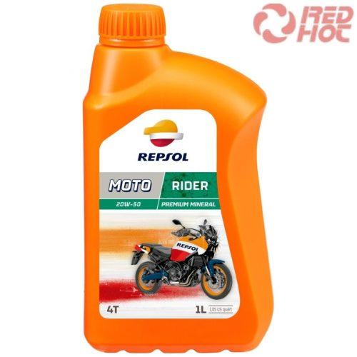 Repsol Rider ásványi motorolaj 15w50 4T 1L