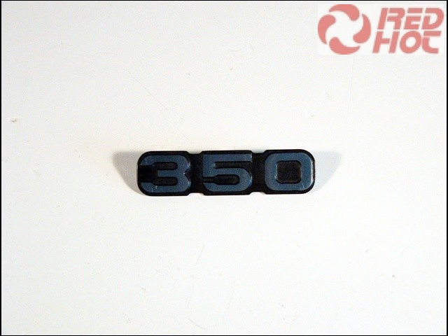 """JAWA 350  FELIRAT SZERSZÁMDOBOZRA """"350"""""""
