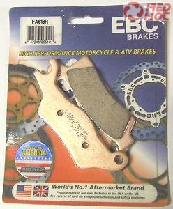 EBC FA 618R szinter fékbetét