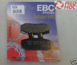 EBC FA 256TT karbon fékbetét
