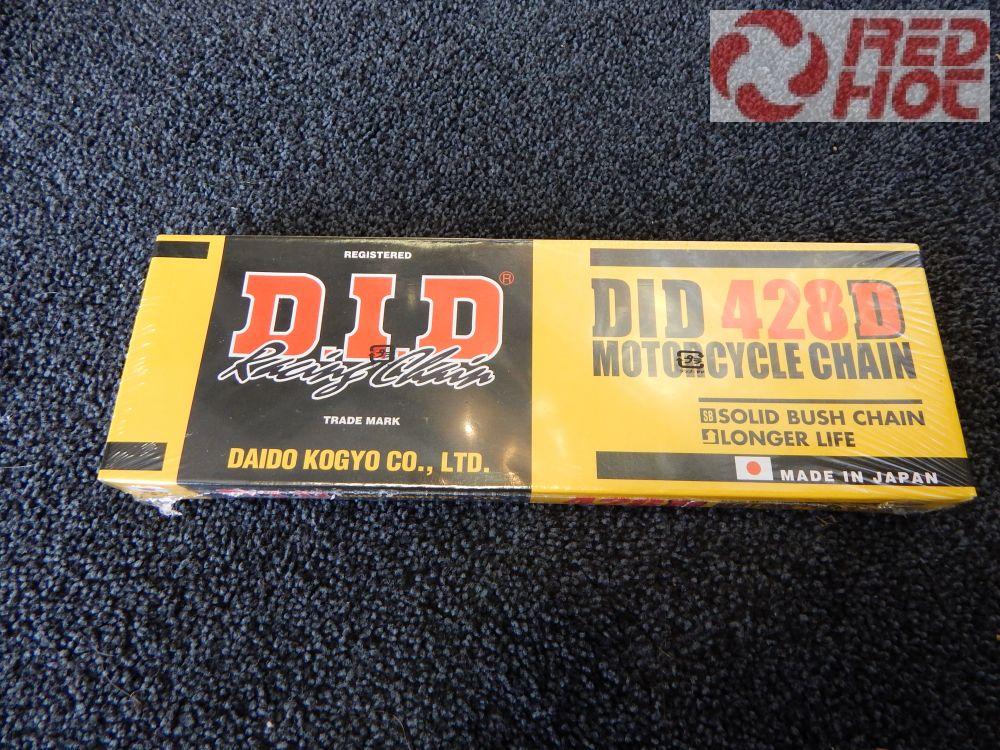 D.I.D 428 D meghajtó lánc 134 szemes