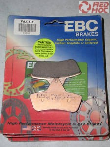 EBC FA 271TT karbon fékbetét