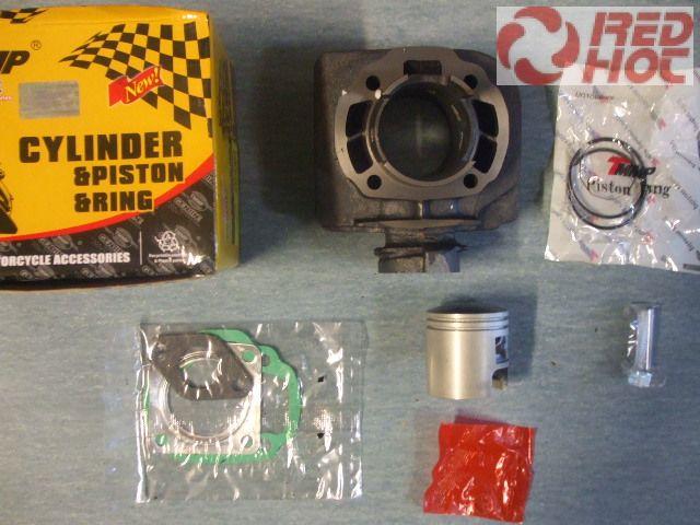 TMMP hengerszett Suzuki AD50 motorhoz kpl. 60ccm (43mm)