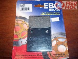 EBC FA 077 kevlár fékbetét