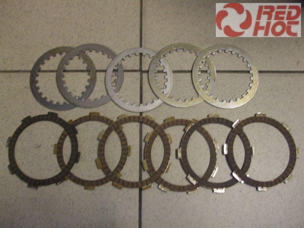 Kuplunglamella + fémlamella szett 200-250cc állóhengeres blokkhoz
