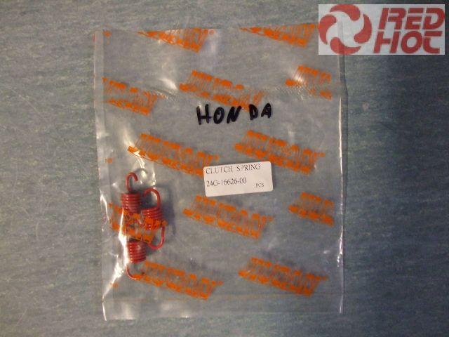 Kuplungrugó szett Honda (piros 1000rpm) 3 pofás kuplunghoz