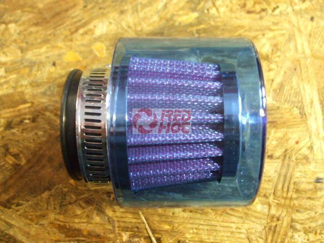 Sportlégszűrő fém 35 mm vízvédett borítás nélkül