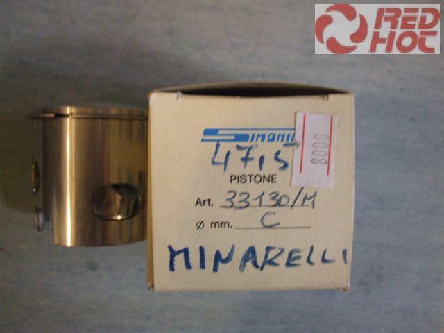 Simonini Racing tuning dugattyú szett (Vertex)  minarelli   47,5